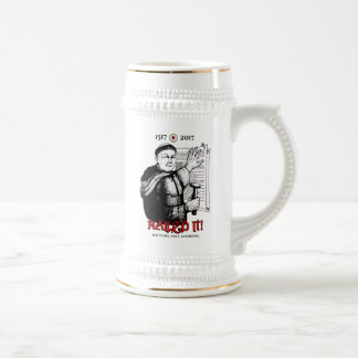 Luther Nailed it! Beer Stein