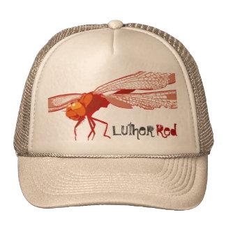 "Luther Red ""Redman"" Trucker Mesh Hats"