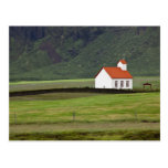Lutheran Church, Iceland Post Cards