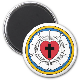 Lutheran Magnet1 Magnet