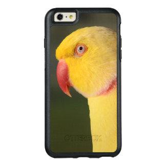 Lutino Indian Ringneck Parakeet Eye OtterBox iPhone 6/6s Plus Case