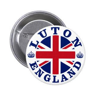 Luton Vintage UK Design 6 Cm Round Badge