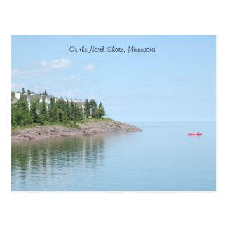 Lutsen Bliss, On the North Shore, Minnesota Postcard