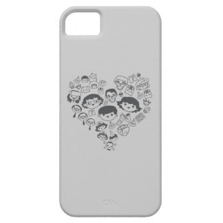Luv iPhone 5 Cover