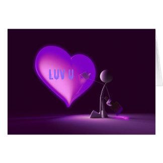 Luv U Card