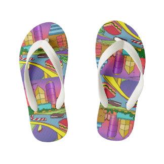 Luv U ❤️ Luv Me Flip Flops for toddlers