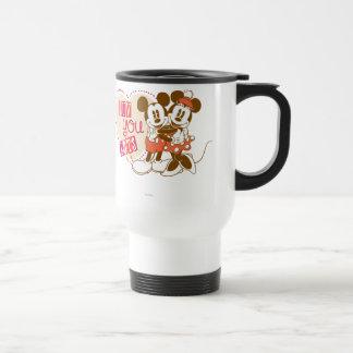 Luv You Lots Travel Mug