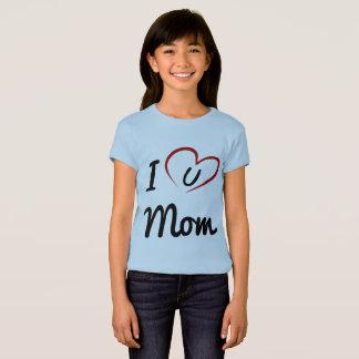 luv you mom T-Shirt