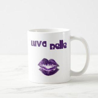 Luva Belle Gear Basic White Mug