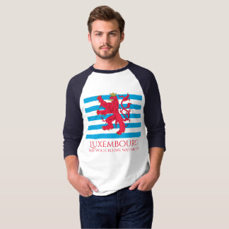 Luxembourg Apparel T-Shirt
