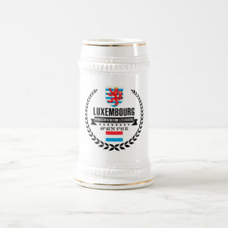 Luxembourg Beer Stein