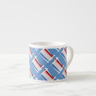 Luxembourg Brush Flag
