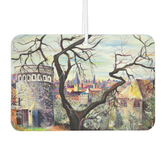 Luxembourg City - Plateau du Rham Car Air Freshener