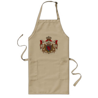 Luxembourg Coat of Arms Apron