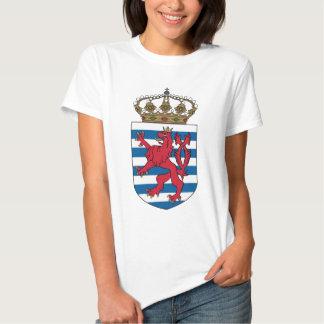 luxembourg emblem shirt