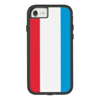 Luxembourg Flag Case-Mate Tough Extreme iPhone 8/7 Case