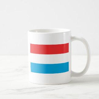 Luxembourg Flag Coffee Mug