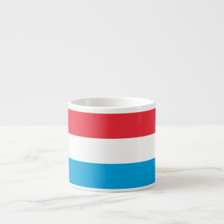 Luxembourg Flag Espresso Cup