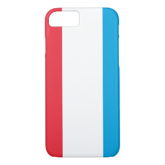 Luxembourg Flag iPhone 8/7 Case