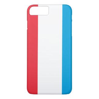 Luxembourg Flag iPhone 8 Plus/7 Plus Case