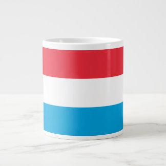 Luxembourg Flag Large Coffee Mug