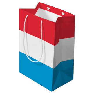 Luxembourg Flag Medium Gift Bag
