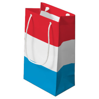 Luxembourg Flag Small Gift Bag