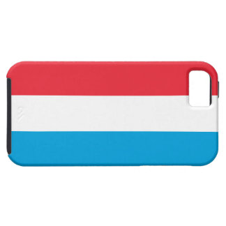 Luxembourg Flag Tough iPhone 5 Case