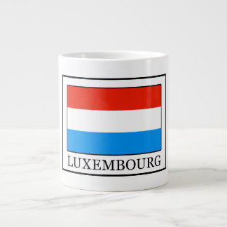 Luxembourg Giant Coffee Mug