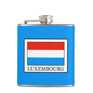 Luxembourg Hip Flask