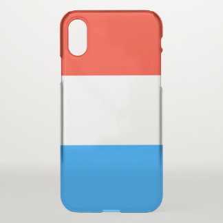 Luxembourg iPhone X Case