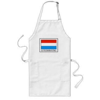 Luxembourg Long Apron