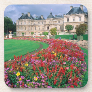 Luxembourg Palace in Paris, France. Coaster