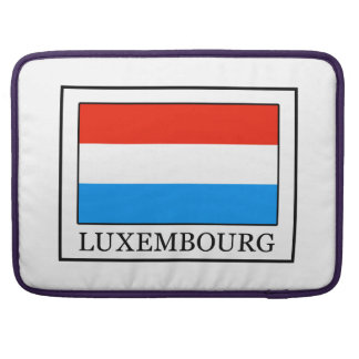 Luxembourg Sleeve For MacBooks