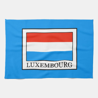Luxembourg Tea Towel