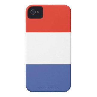 Luxemburg flag Case-Mate iPhone 4 cases