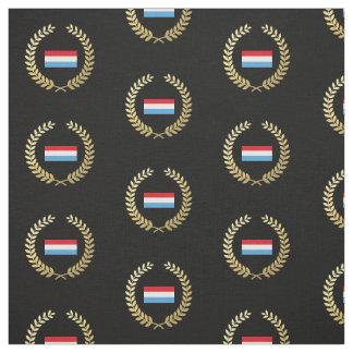 Luxemburg Flag Fabric