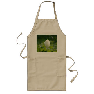 Luxuriant Bear Grass Long Apron