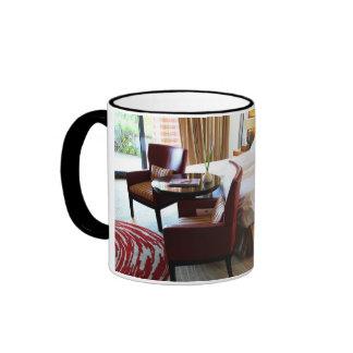 Luxurious Hotel Room Coffee Mugs