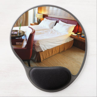Luxurious Hotel Room Gel Mousepad