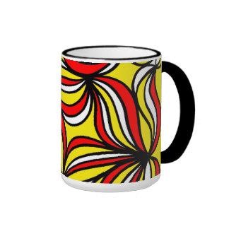 Luxurious Nice Great Awesome Ringer Mug