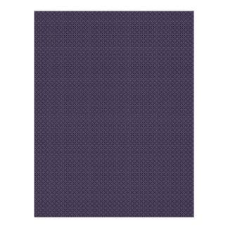 luxurious purple pattern on rough dark purple back flyer design