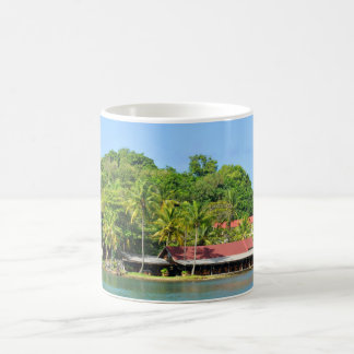 Luxurious resort coffee mug