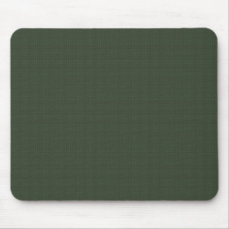 luxurious tiny green pattern on rough brown backgr mousepads