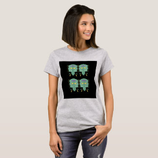 Luxury arabic Mint Ornaments / TSHIRT
