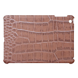 Luxury Crocodile genuine leather Case Cover For The iPad Mini