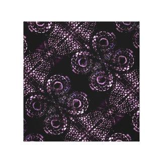 Luxury Dark Pattern Canvas Prints