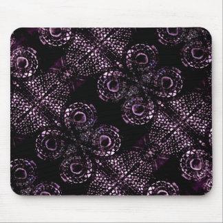 Luxury Dark Pattern Mousepads