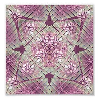 Luxury Decorative Swirls Photographic Print