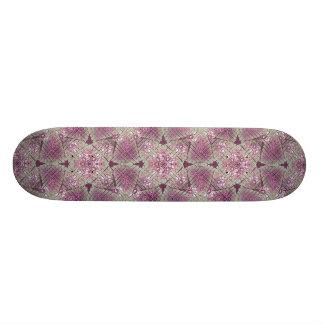 Luxury Decorative Swirls Skate Deck